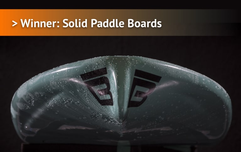 Winner: Solid Paddle Boards