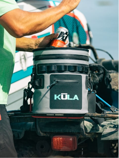 The KULA Softy 2.5 is the best on-the-go soft cooler out there.