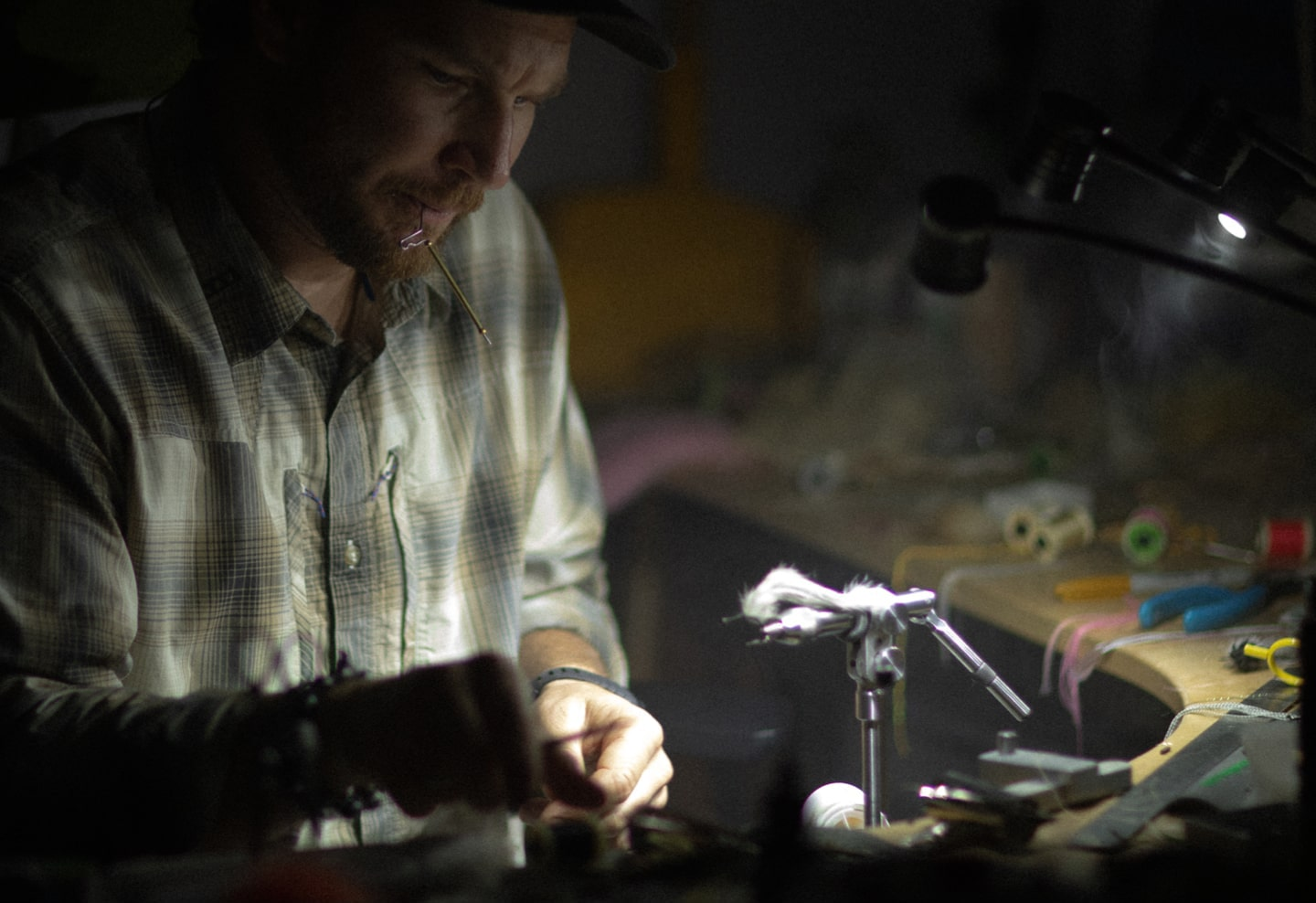 Drew's artisan level craftsmanship make him stand out in a sea of sameness.