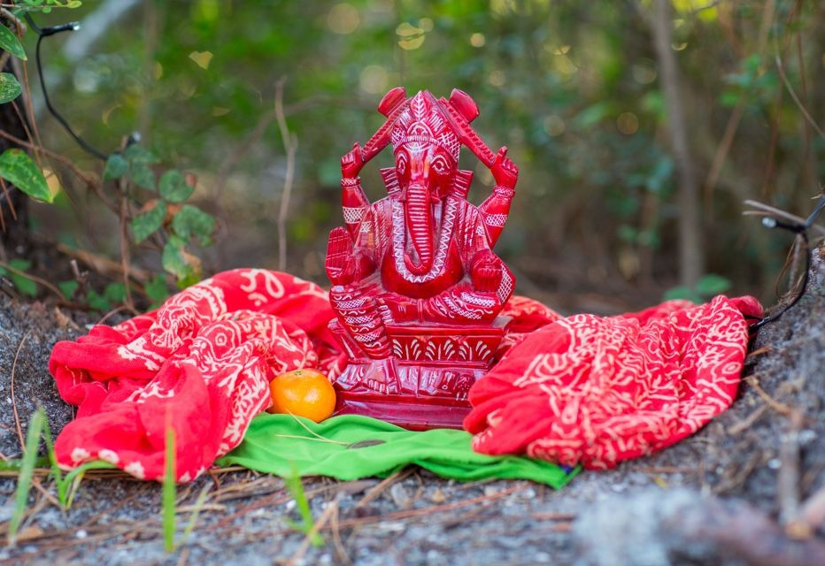 Indian deity Ganesh