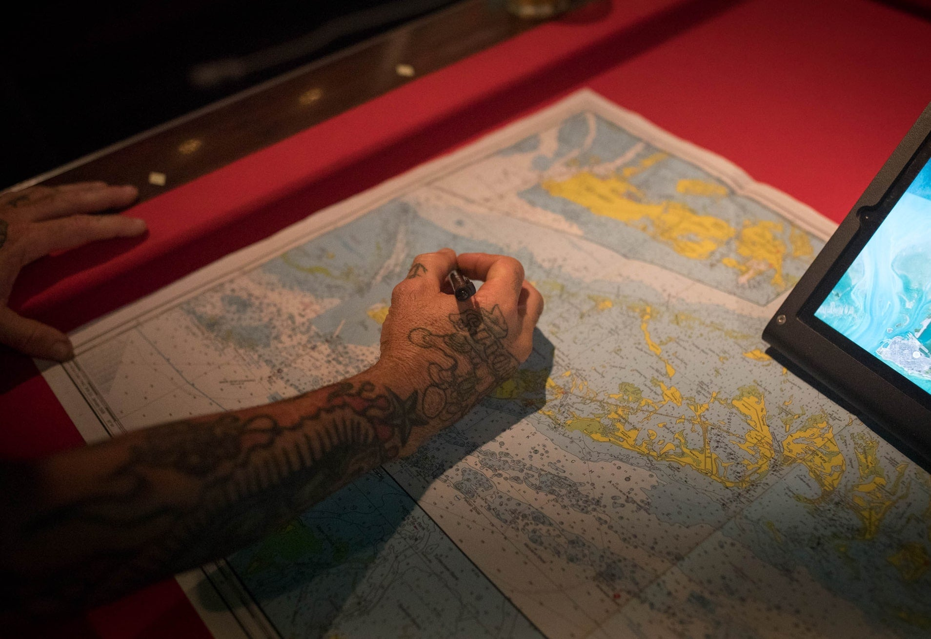 mapping the next adventure