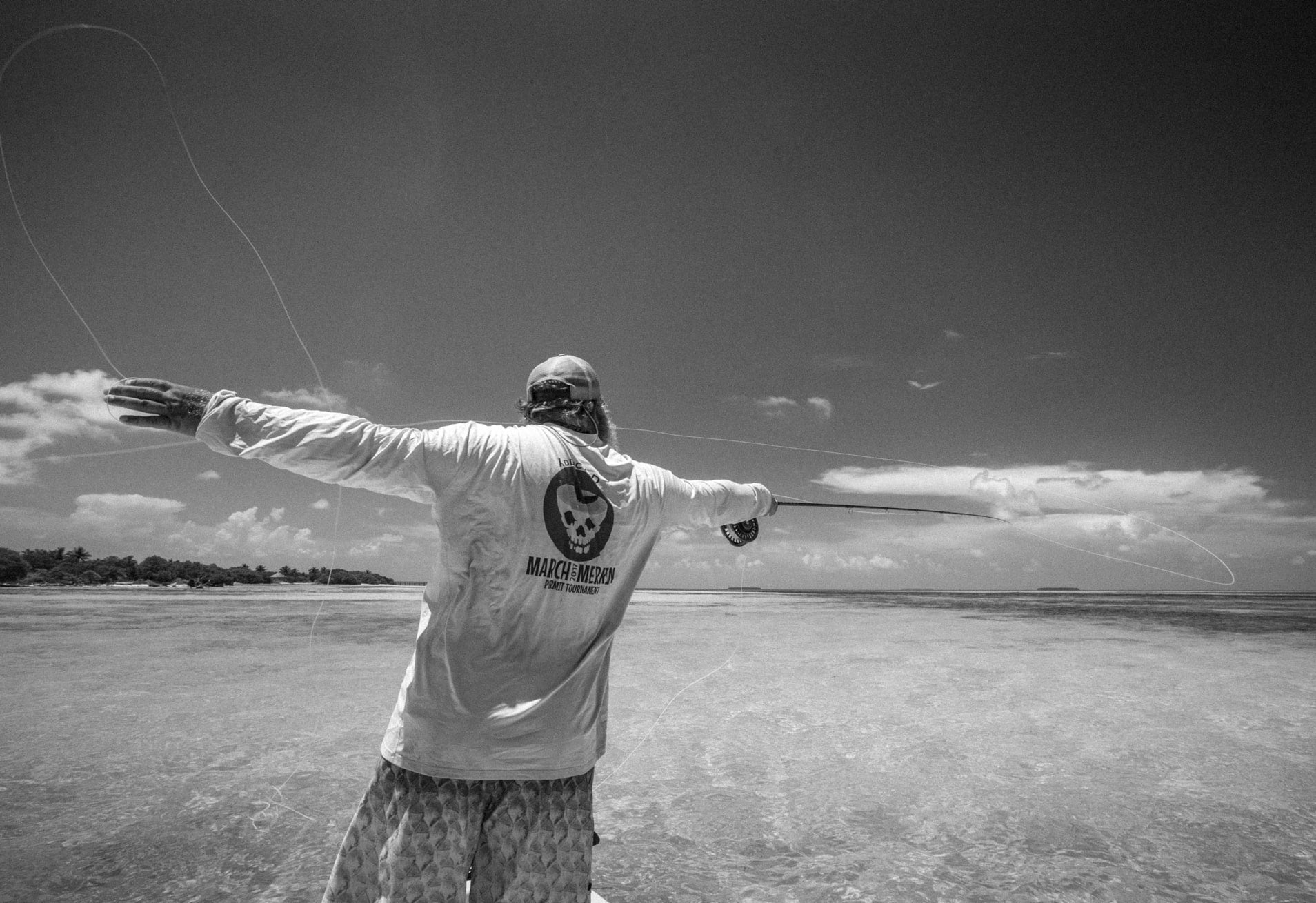 fly fishing in the keys