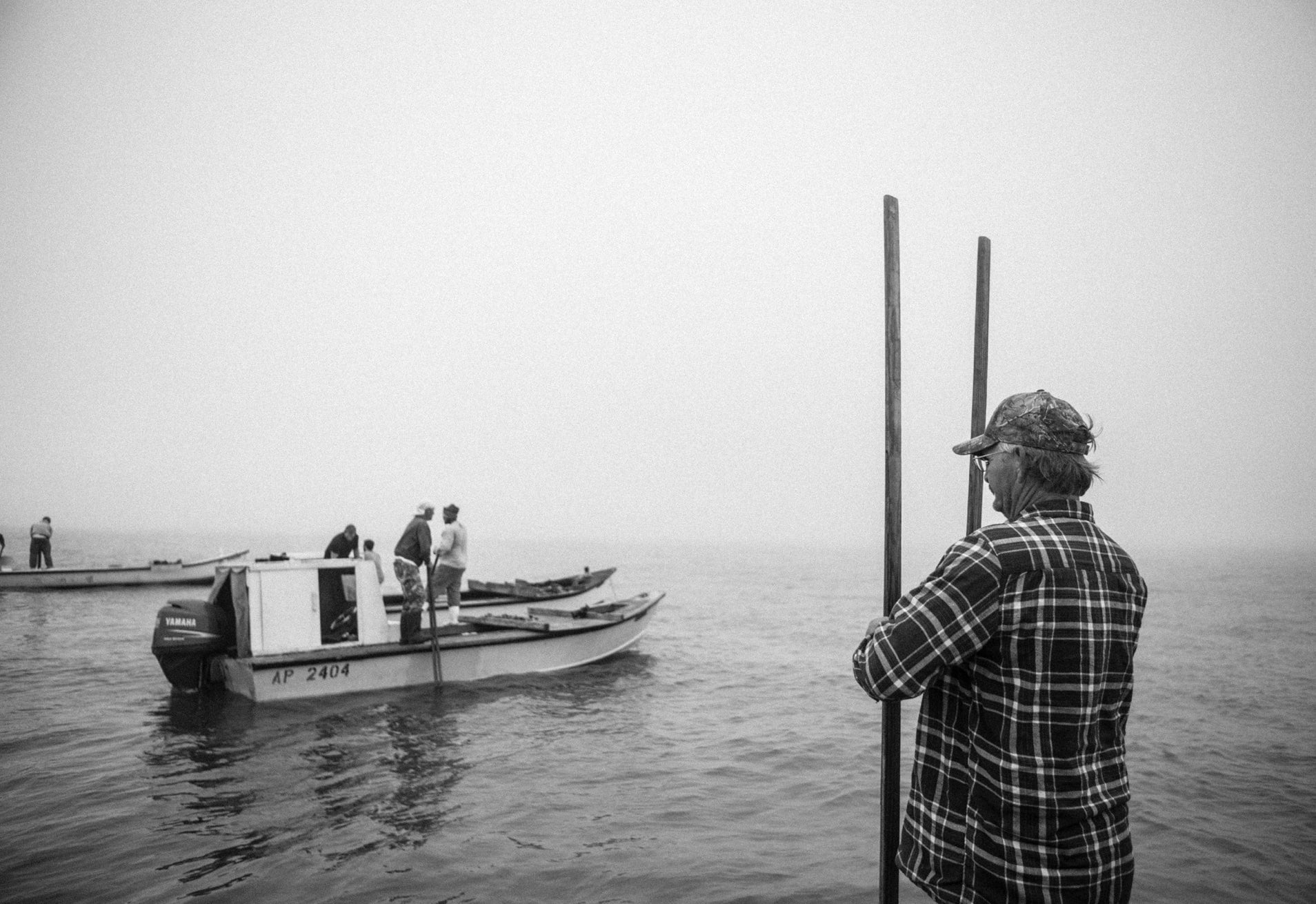 Oystermen of Apalachicola River
