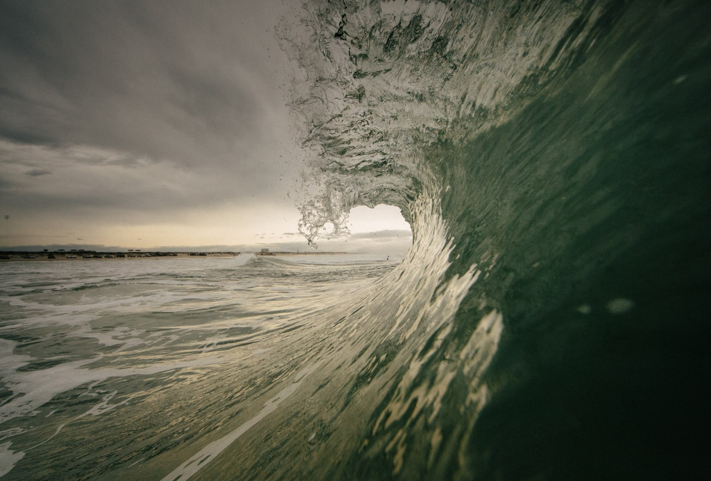 surf wave photograph