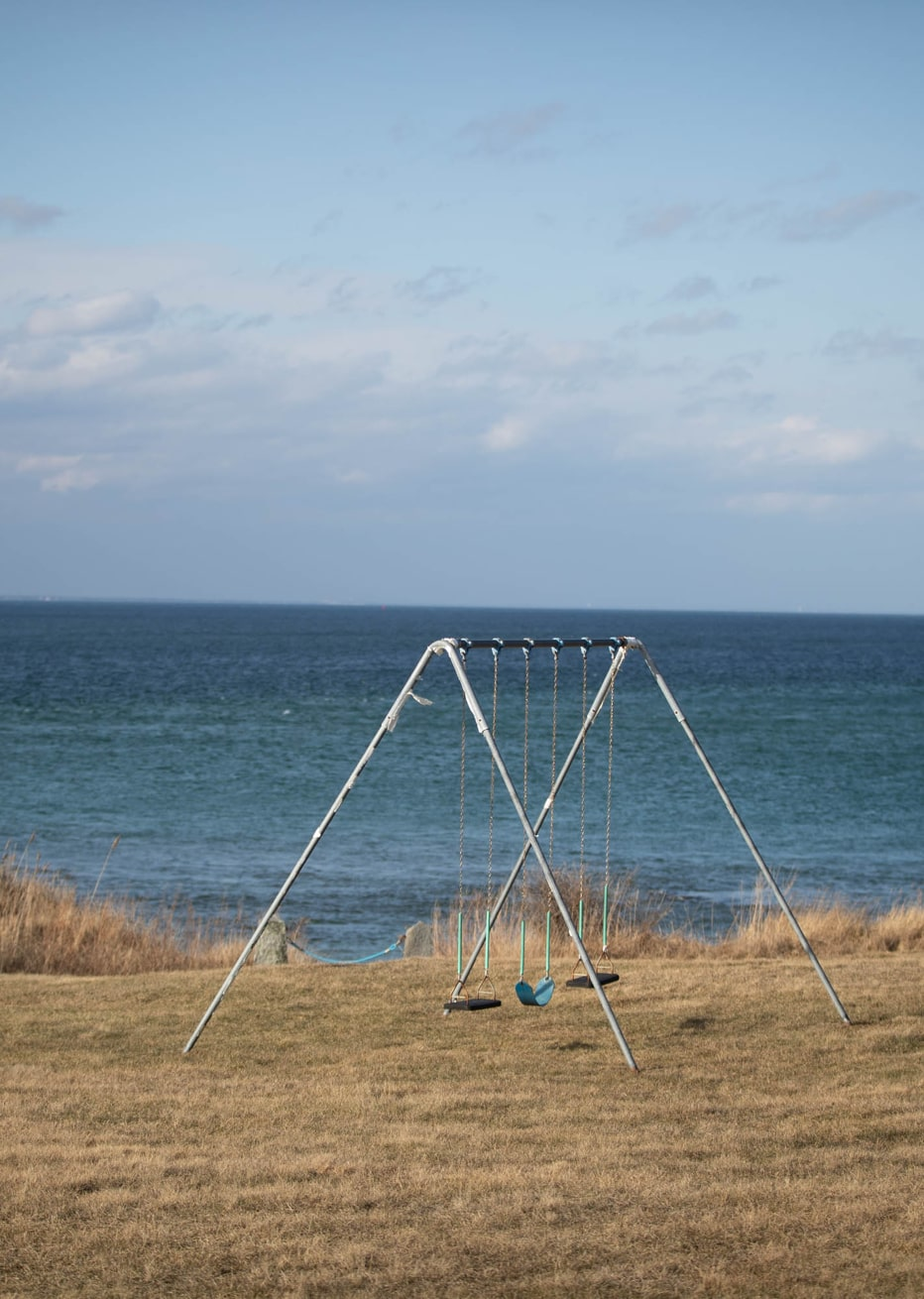 swingset on coast