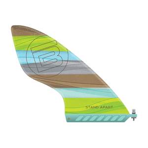 Native Style Center Paddle Board Fin