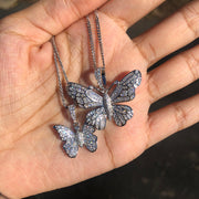+MIYAH BUTTERFLY NECKLACE