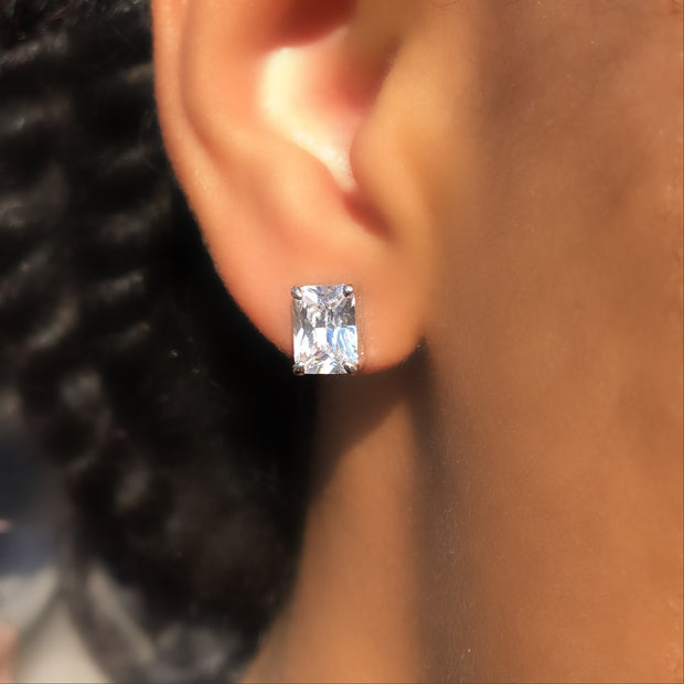 +HEIRESS STUD EARRINGS