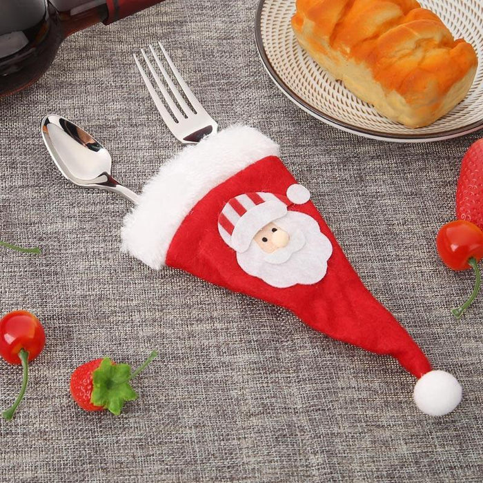 Christmas Hat Tableware