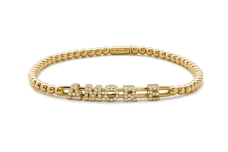 Marrakech Supreme Rose Gold Bangle