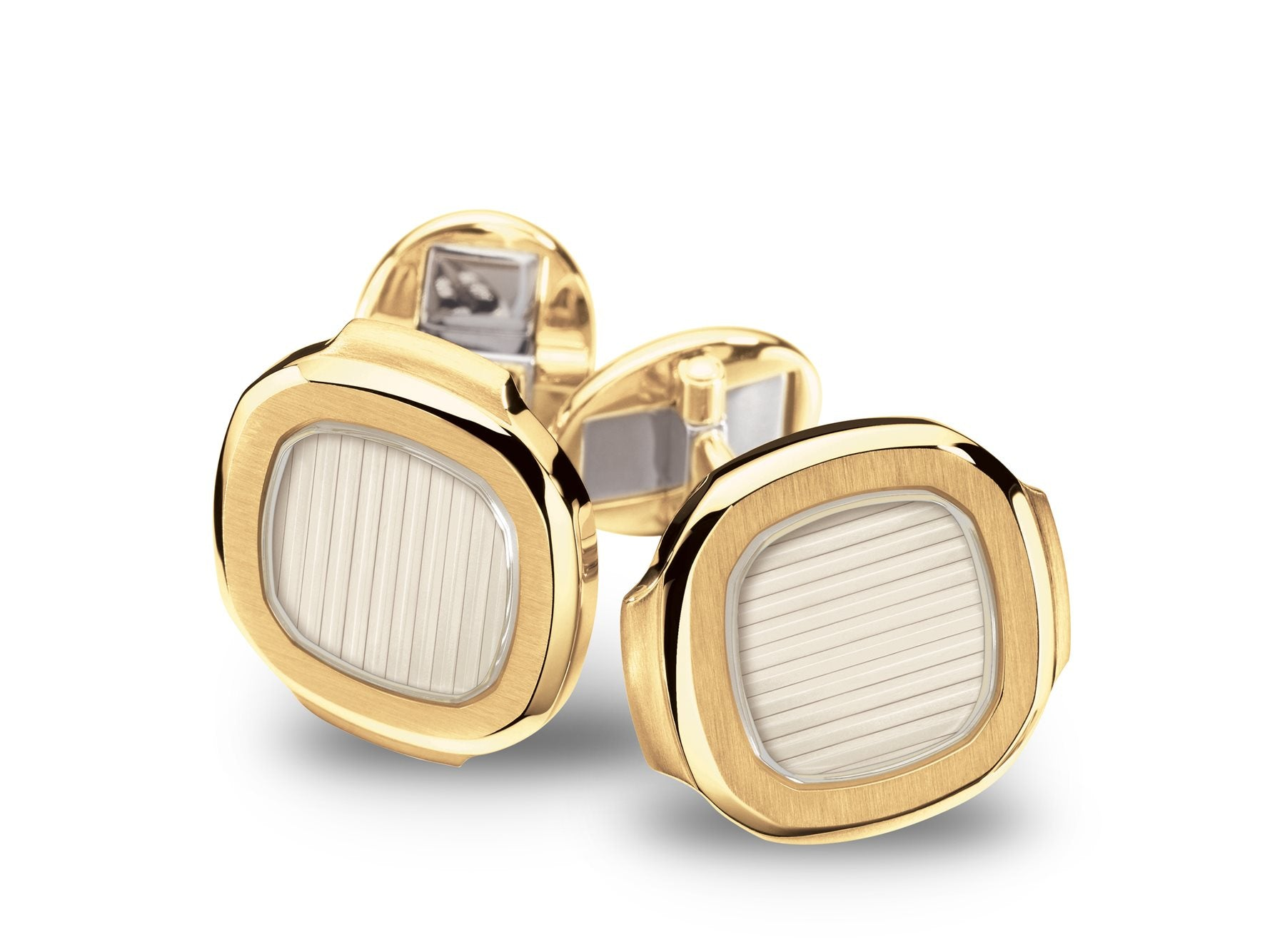 Nautilus Cuff Links