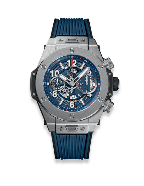 Big Bang Unico Titanium Blue
