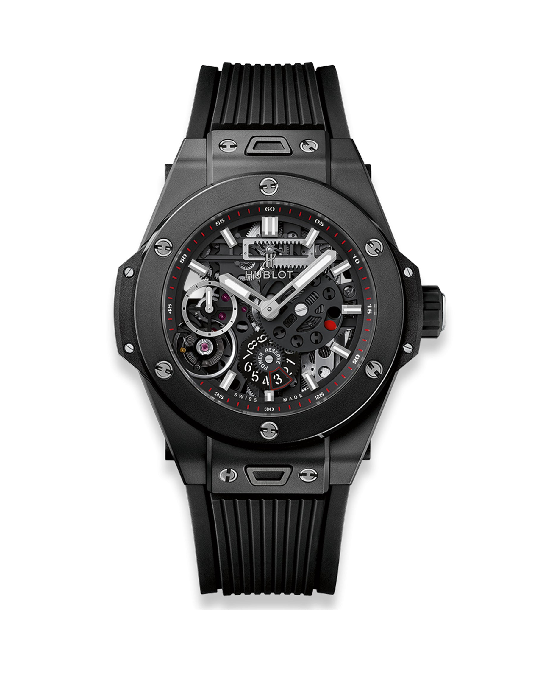 Big Bang Meca-10 Black Magic