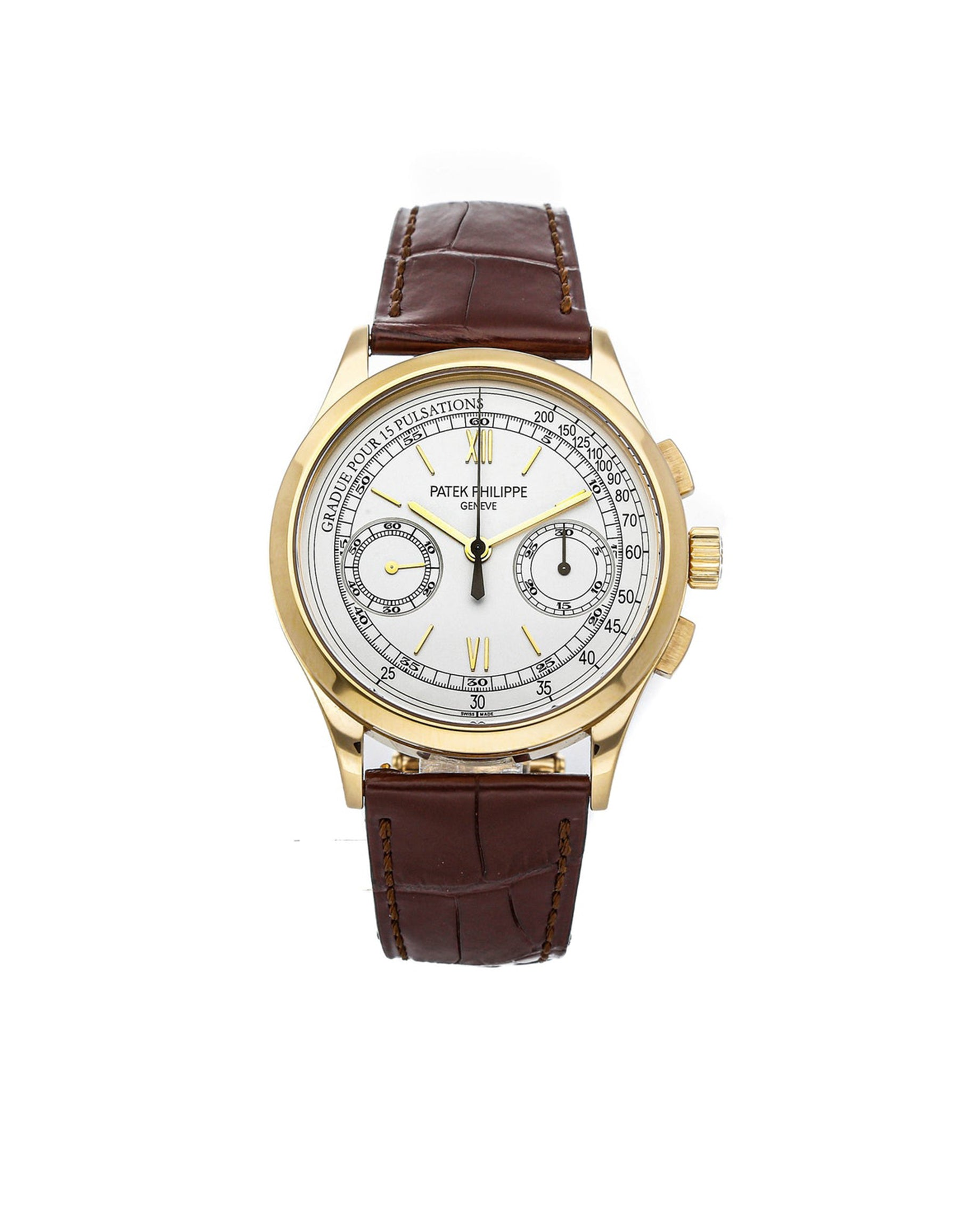 Gold Complications Chronograph