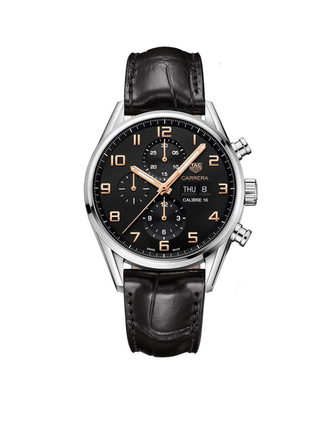 Calibre 16- Automatic Chronograph