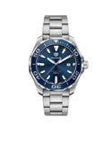 Aquaracer 300M Aluminum Bezel Quartz Watch