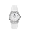 Carrera Ladies Quartz Watch with Diamonds