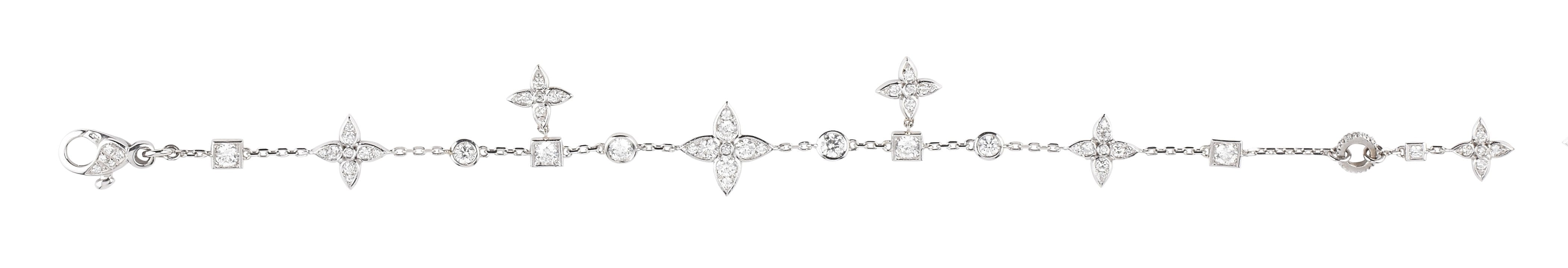 Lucilla Bracelet with Diamonds