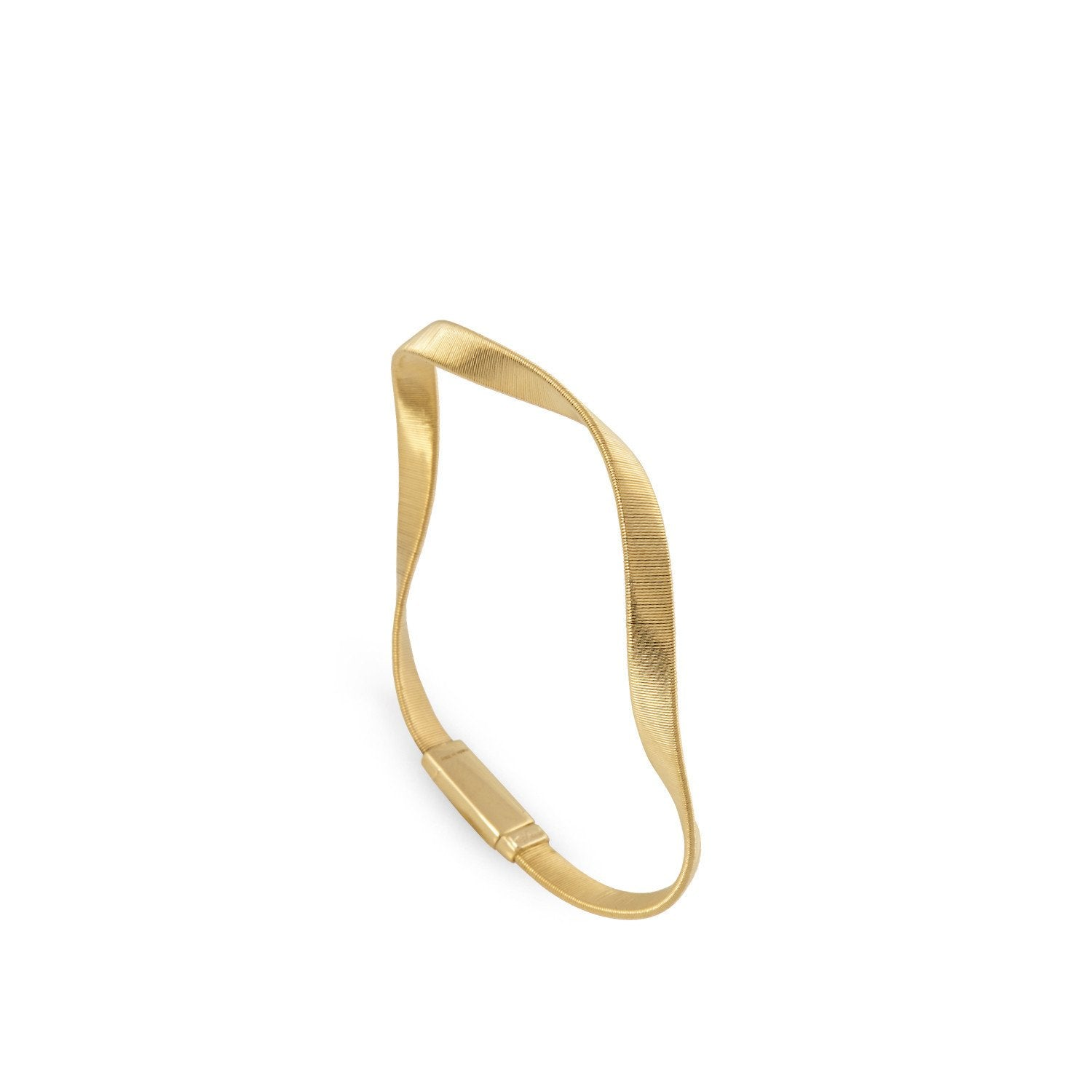 Marrakech Supreme 18K Yellow Gold Bangle