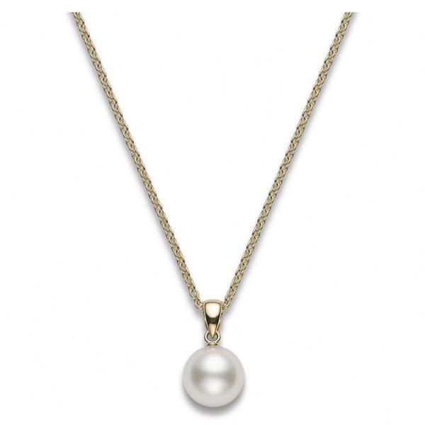 White South Sea Cultured Pearl Every Essentials Pendant 10-10.5mm A+
