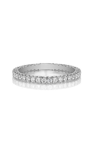 Eternity Diamond Platinum Wedding Band