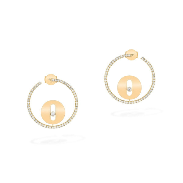 Créoles Lucky Move PM Earrings