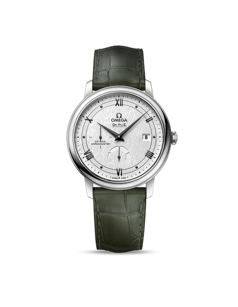 De Ville Mens Prestige Co-Axial Power Reserve 39.5 mm