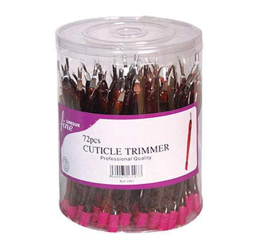 Jar of Cuticle Trimmers