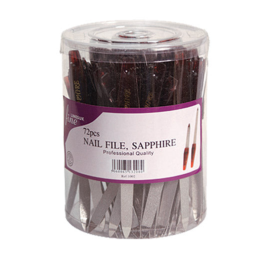 Jar of Nail Files