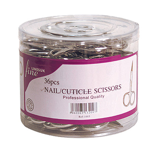 Jar of Manicure Scissors