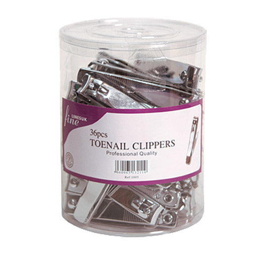 Jar of Nail clippers