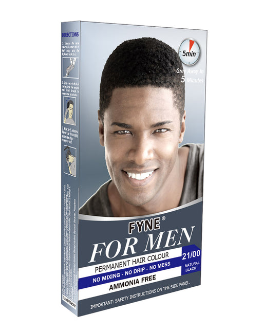 FYNE for Men - Natural Black