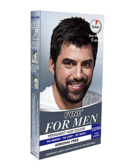 FYNE for Men - Dark Brown
