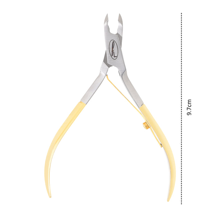 Cuticle Pliers, gold 530-10