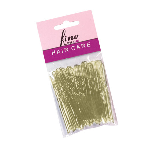 Hair Pins, Large blond