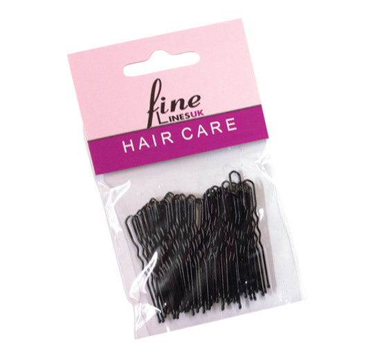 Hair Pins, black