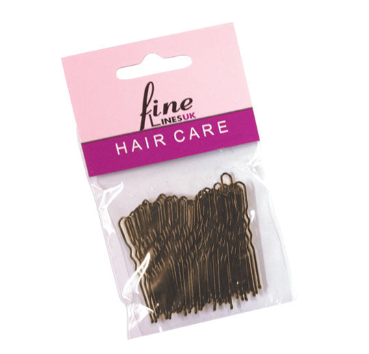 Hair Pins, brown