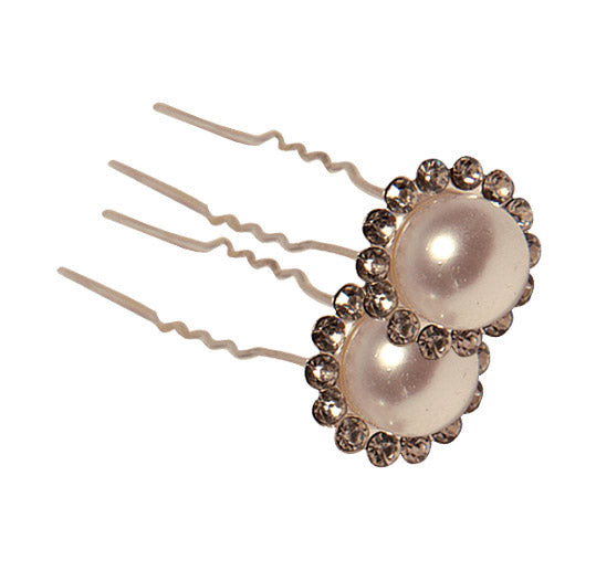 Pearl Cluster Pins