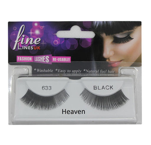 Strip eyelashes, Heaven