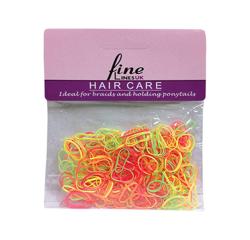 300  Assorted Elastic Bands,