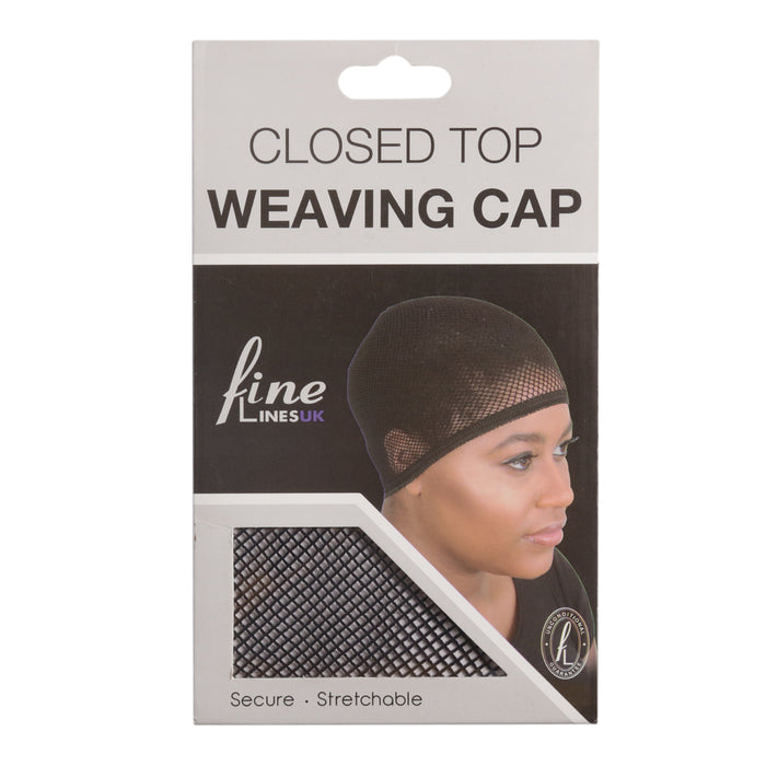 Closed Top Weaving Cap