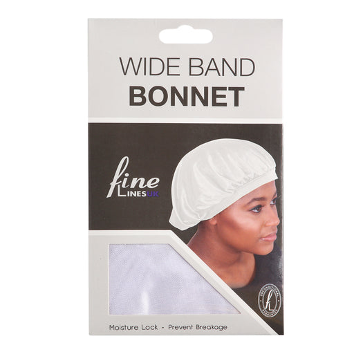 Wide Band Bonnet - Assorted Colours Pack of 12