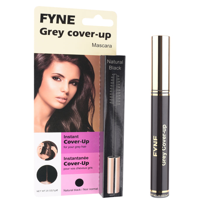 FYNE Grey Cover-up Mascara 888-01