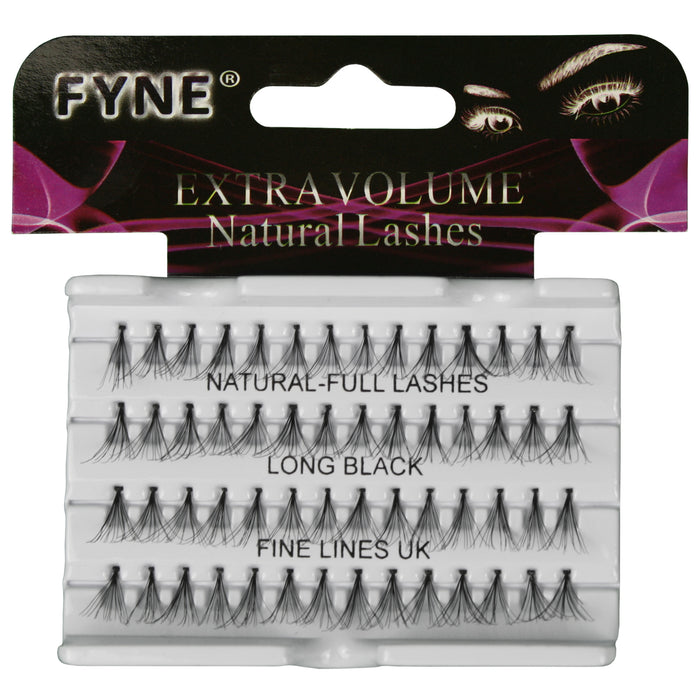 Extra Volume Natural Eyelashes, Long