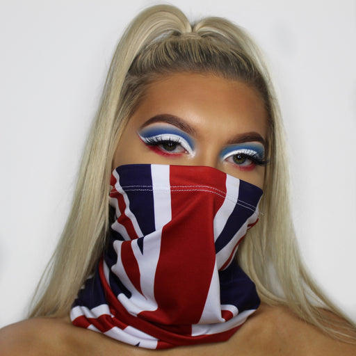 Face Cover - Union Jack