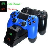 2019 Controller joystick charging dock station with LED indicator
