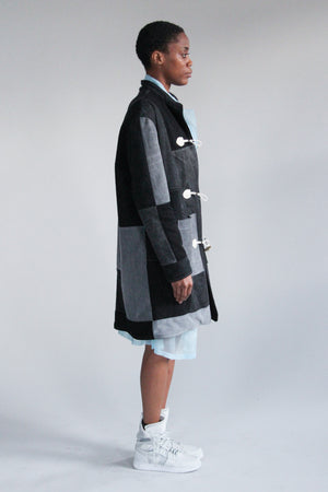 The Duffle Coat - Black
