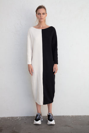 Luna Dress - Half Moon