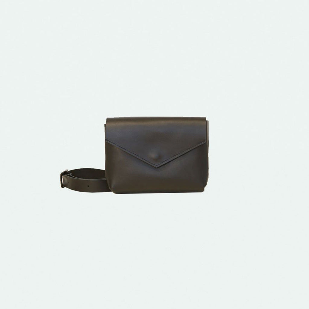 Ellie Belt Bag - Black
