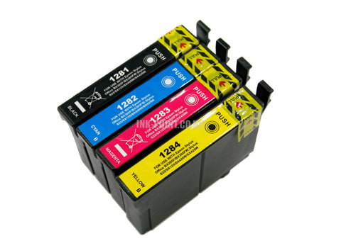 Compatible Epson T1285 Multipack of Ink Cartridges